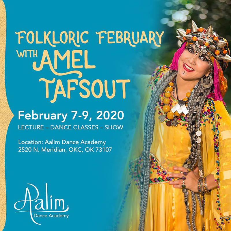 Folkloric February - Dance perfomance, Lecture and Sufi Healing