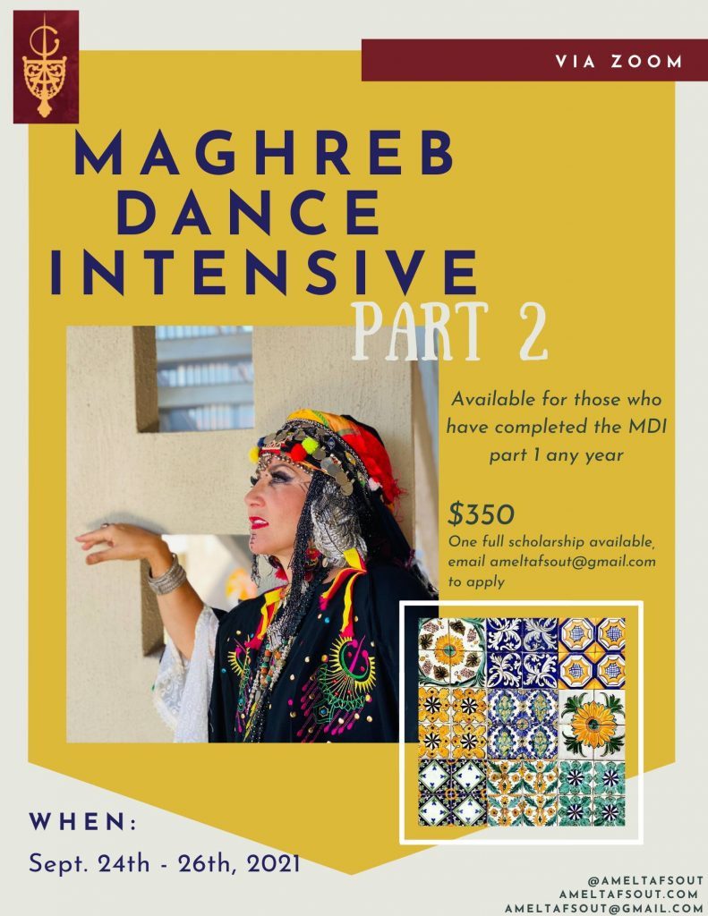 Maghreb Dance Intensive Part 2