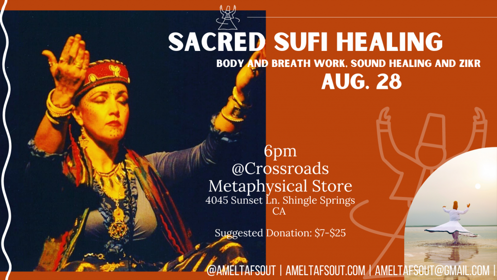Sacred Sufi Healing