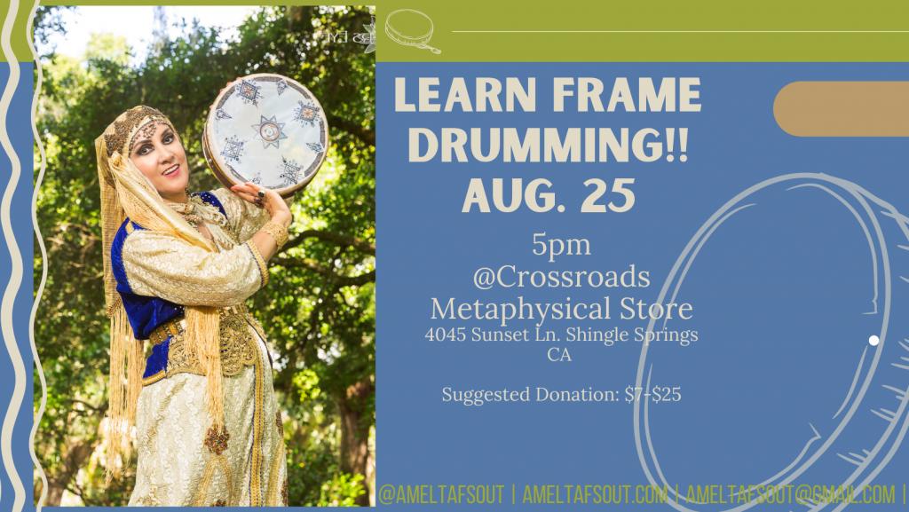 Frame Drumming